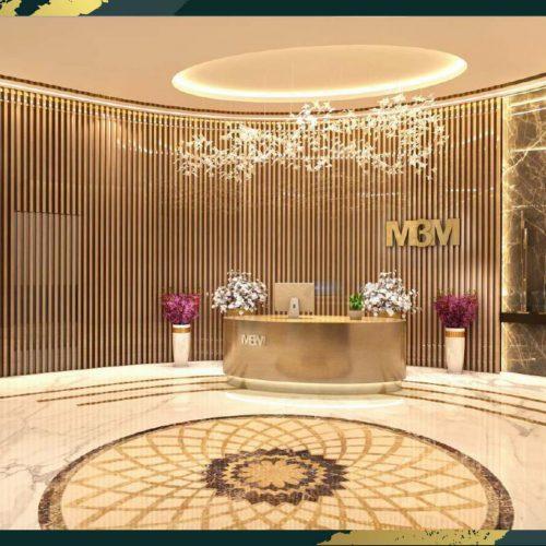 M3M Gold Rush Boutique Floors City Of Dreams image 1